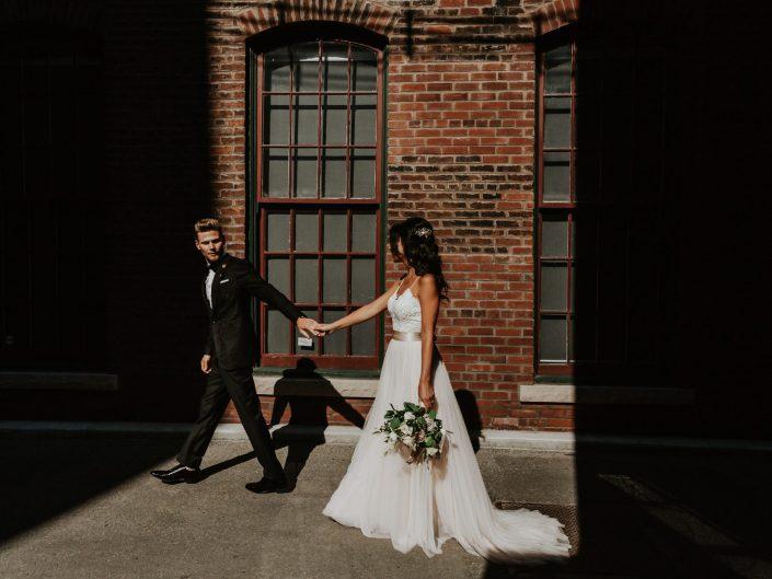 Modern Caffino Wedding