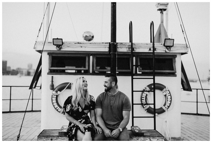 bows and lavender ferry adventure canadian wedding photographer bows and lavender instagram toronto island ferry engagement photography ferry adventure