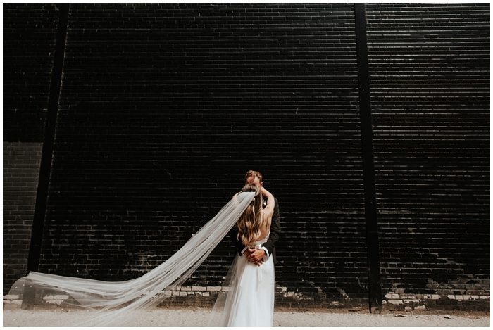 bows and lavender photography toronto industrial wedding junebug weddings second floor events juniper events loversland wedding photography