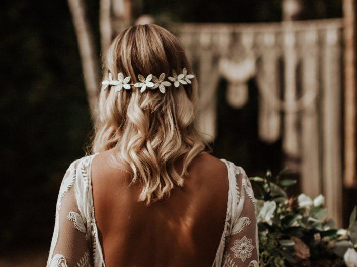 Intimate Farm Wedding