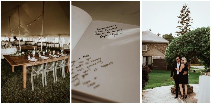 intimate farm wedding bows and lavender torono canada wedding photography rue de seine