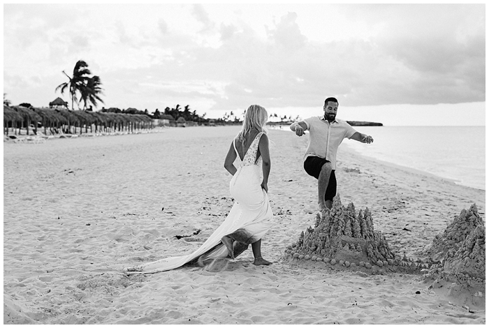 stompin sand castles cayo coco cuba bows and lavender