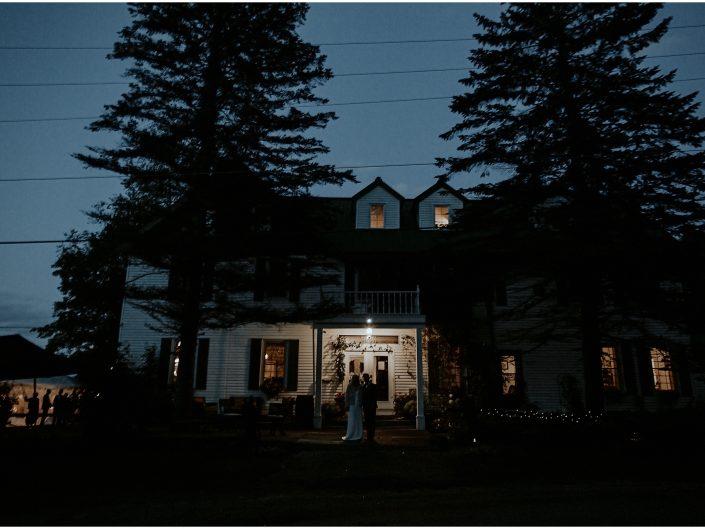Portage Inn Wedding