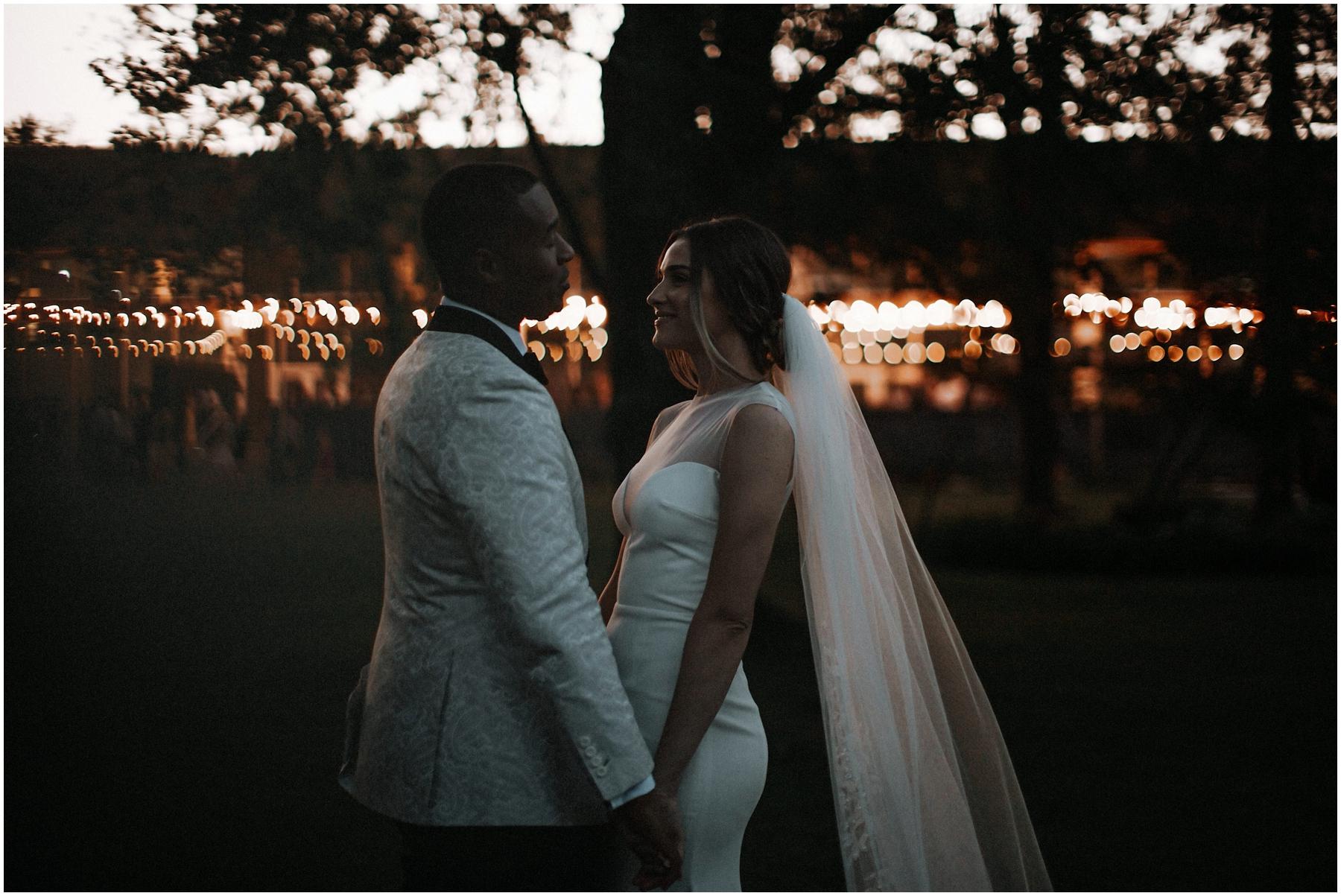 toronto estate wedding photograph bride and groom
