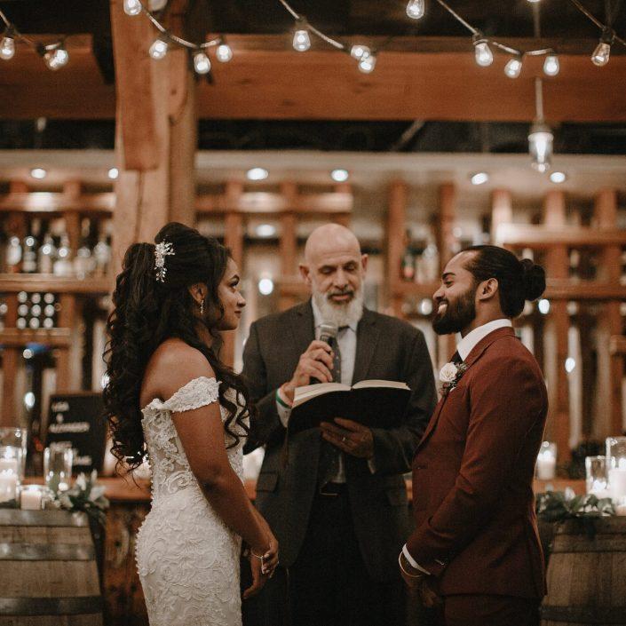 Toronto Restaurant Wedding
