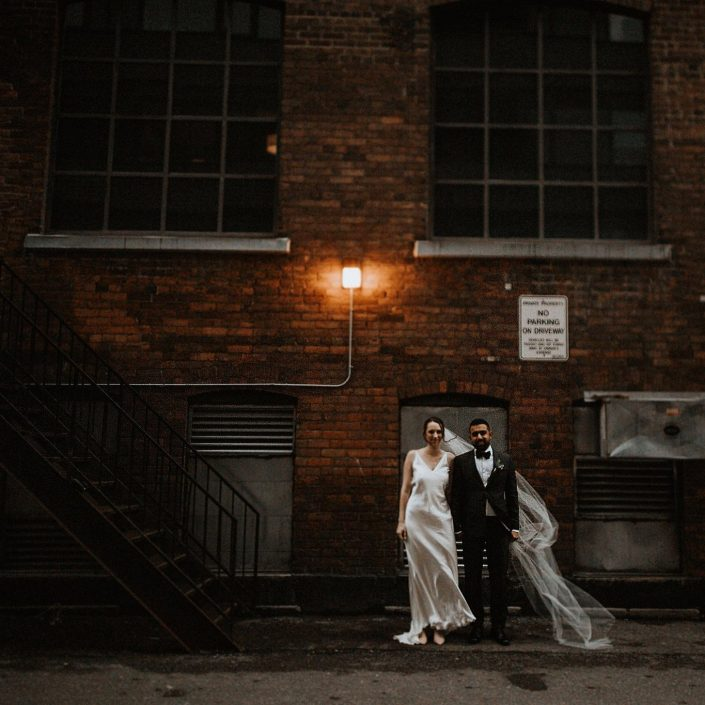 King Street Wedding